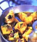 Aardappelen uit het midden-oosten recept