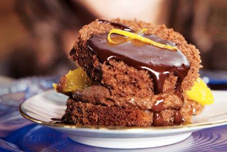 Chocolade-sandwich