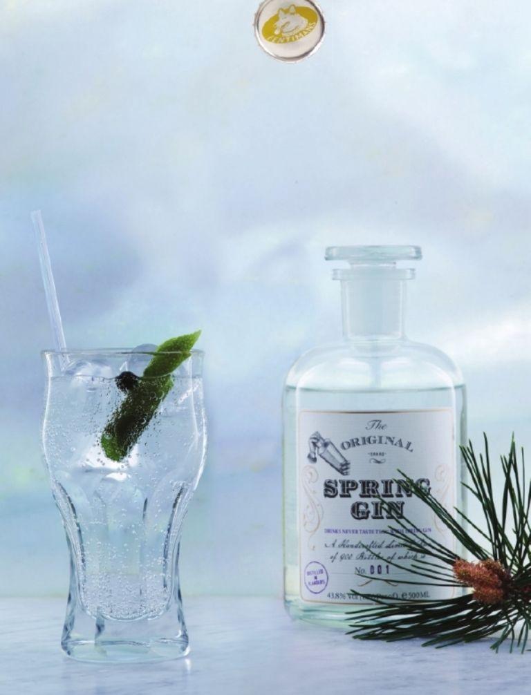 Recept 'spring gin original'