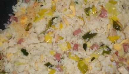 Indonesische nasi goreng speciaal recept