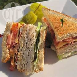 Clubsandwich recept