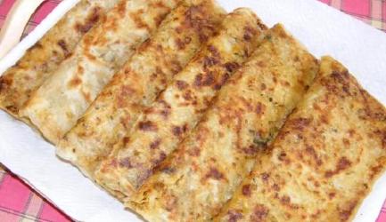 Gevulde msemen  marokaanse pannekoeken recept