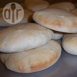 Shoarma/pita-broodjes recept