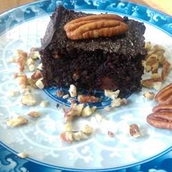 Glutenvrije chocoladecake met quinoa recept