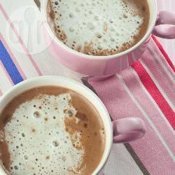 Romige warme chocolademelk recept