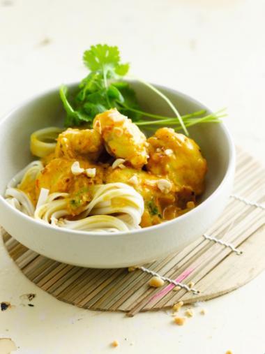 Recept 'pittige zeeduivel'