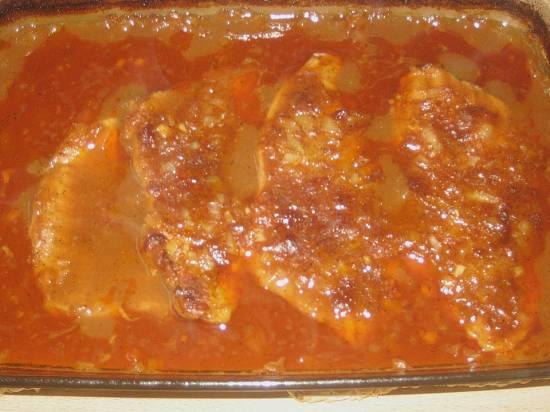 Ovenschotel schnitzeltjes in een volle gorgonzolasaus recept ...