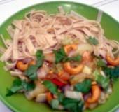 Pikante chinese kool met cashewnoten recept