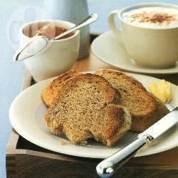 Basisrecept brood recept