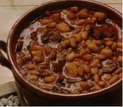 Winterse bruine bonensoep van petra recept