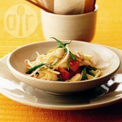 Kip met citroen op chinese wijze recept