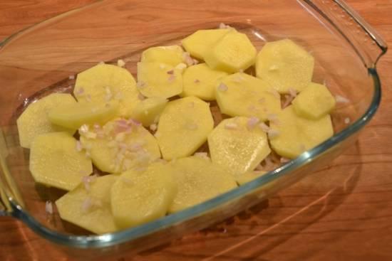 Gegratineerde aardappelen, eenvoudig, maar oh zo heerlijk recept ...