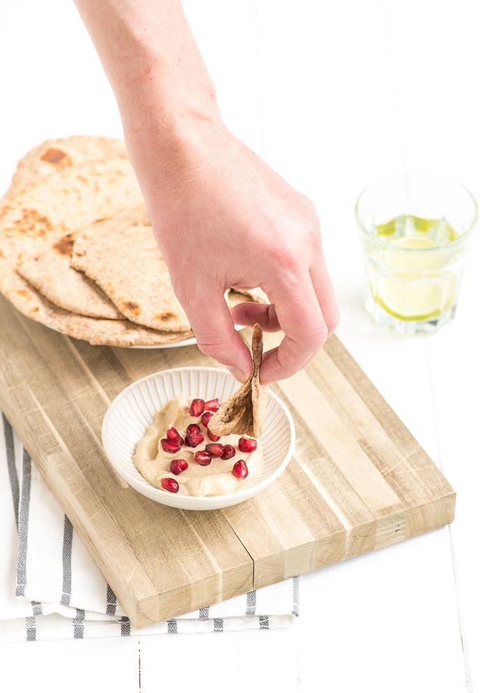 Easy flatbread recept