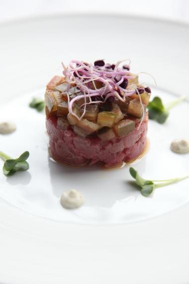 Recept 'tartaar van tonijn'