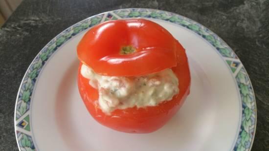 Gevulde tomaat recept