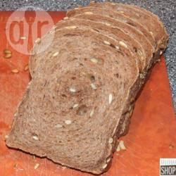 Brood met pompoenpitten recept