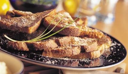 Pikanteltjes (hartige wentelteefjes) recept