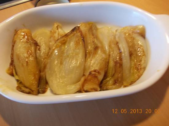 Zoete gebakken witlof (heerlijk!!!!) recept