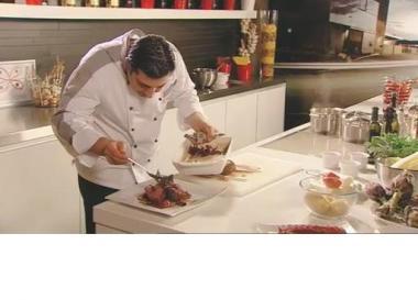 Recept 'lamsvlees uit de oven met aardappeltjes en artisjok'