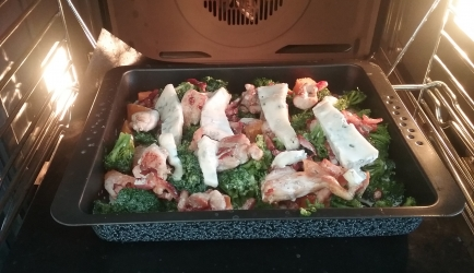 Provençaalse groente-kipschotel, koolhydraatarm recept ...