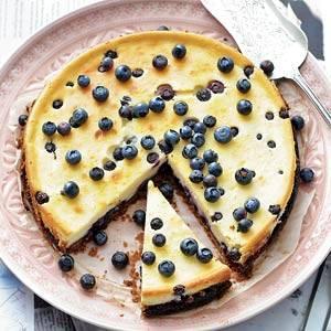 Bessen cheesecake recept
