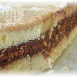 Chocolade en vanille napolitaner recept