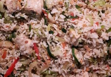Annemiekes nasi recept