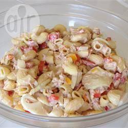 Heerlijke zomerse picknick salade recept