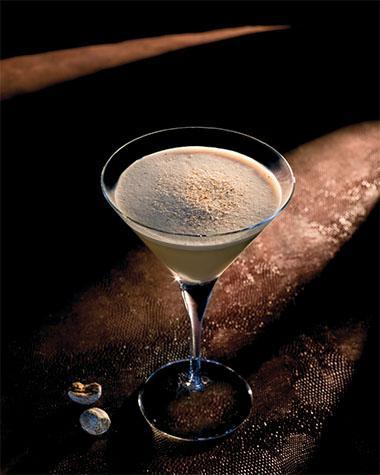 Recept 'brandy alexander'