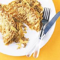 Hartige pannenkoek recept