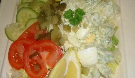 Avocado eiersalade recept
