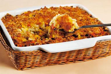 Macaroni met ham en kaas uit de oven recept