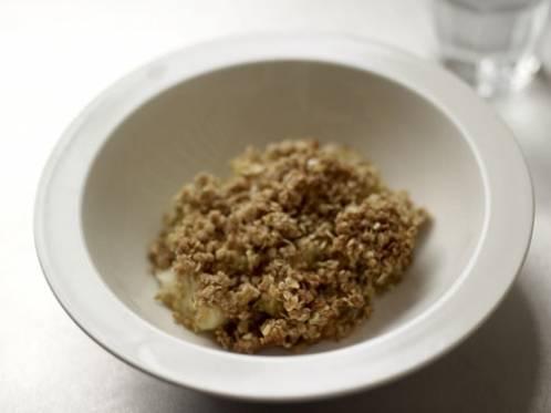 Appelcrumble van jamie oliver recept