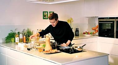 Recept 'gebakken langoustines met quinoa en butternutpompoen ...