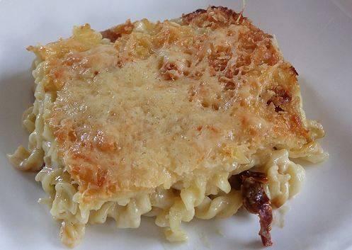 macaroni met ham en kaas recept | smulweb.nl