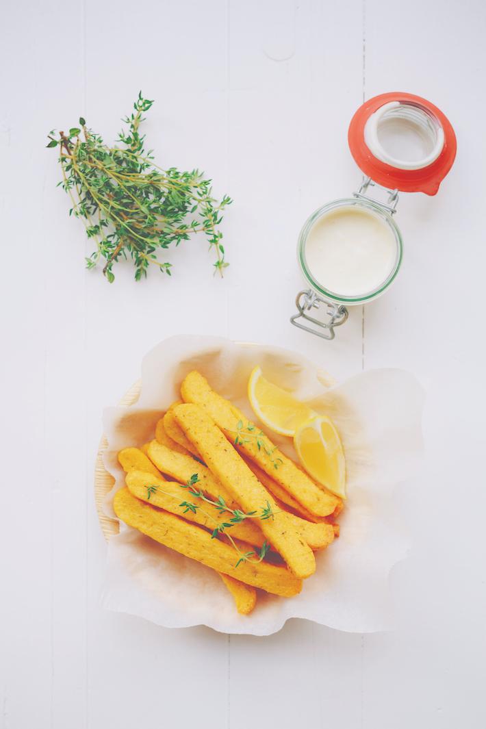 Kidsproof: polentafriet