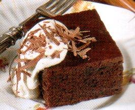 Chocoladecake met dadels recept
