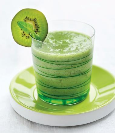 Recept 'smoothie: fresh & fruity'