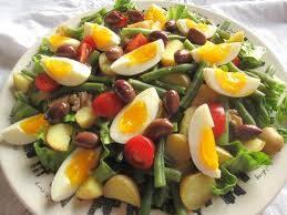 Salade nicoise recept