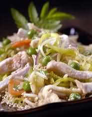 Nasi met kip recept