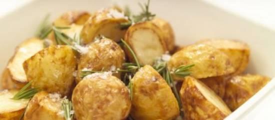 Geroosterde aardappelen recept