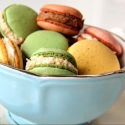 Franse makronen (macarons) recept