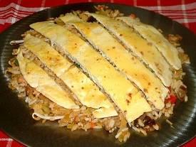 Indonesische nasi goreng recept