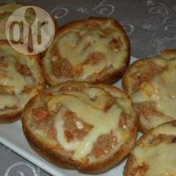 Gevulde broodjes recept