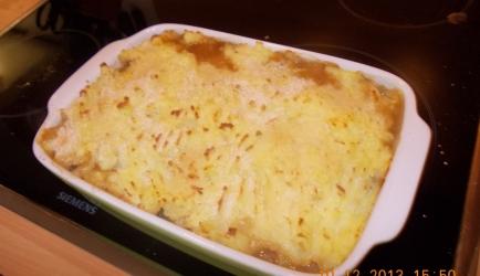 Ovenschotel andijvie met champignons, spekjes en gehakt recept ...