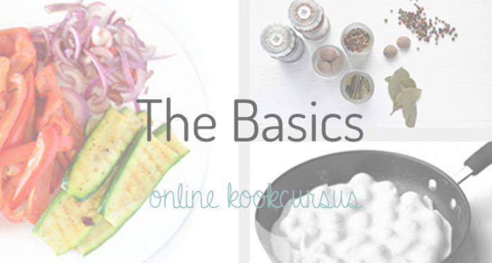 The basics #8 vis bereiden