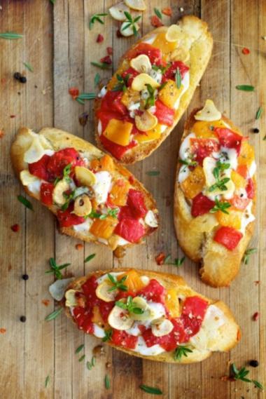 Recept 'hapje van provençaalse groenten'