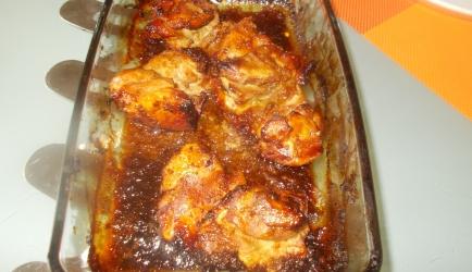 Verrukkelijke pittige gemarineerde kip beetje surinaams recept ...