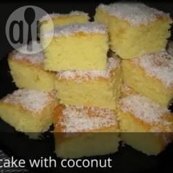 Maiscake (glutenvrij) recept