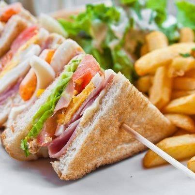 Clubsandwich recept